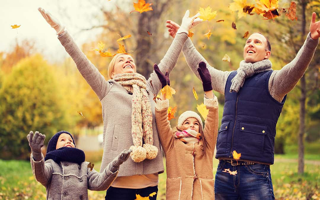 35 Fun Fall Family Activity Ideas