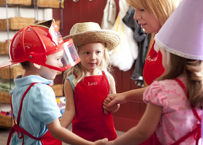 4 Ways to Help your Shy Child Learn Teamwork & Cooperation